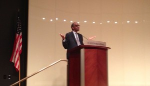 Wil Haygood at SLPL 2.16.14