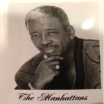 "Headshot of the late Winfred ""Blue"" Lovett of The Manhattans"