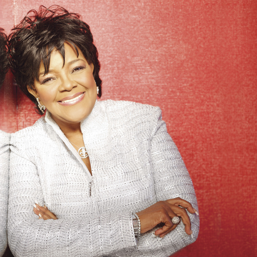 shirley caesar height