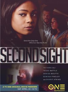 TV One poster - Second Sight movie