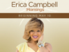 Erica Campbell Hosts Reach Media's New Get Up Radio Show