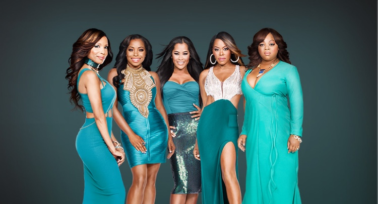 Photo of cast of Hollywood Divas on TV One.