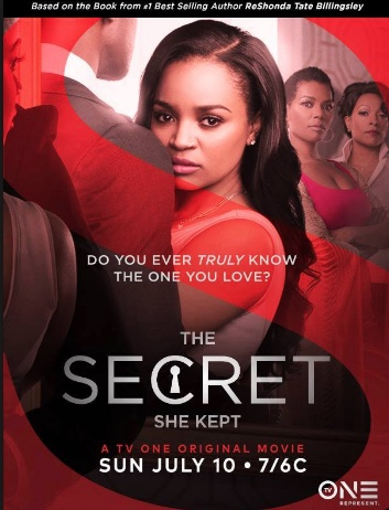 The Secret She Kept.TV One poster