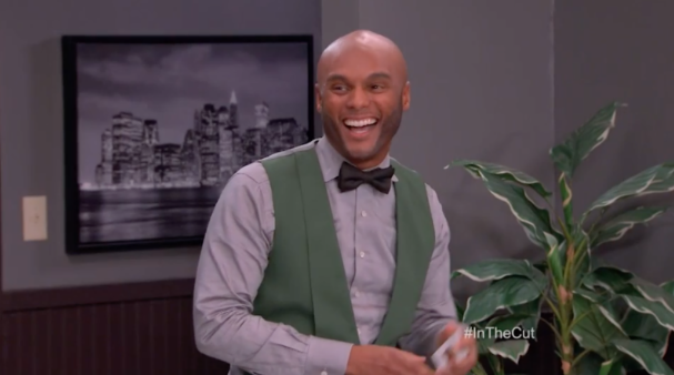 KennyLattimore guest stars on In The Cut on Bounce TV