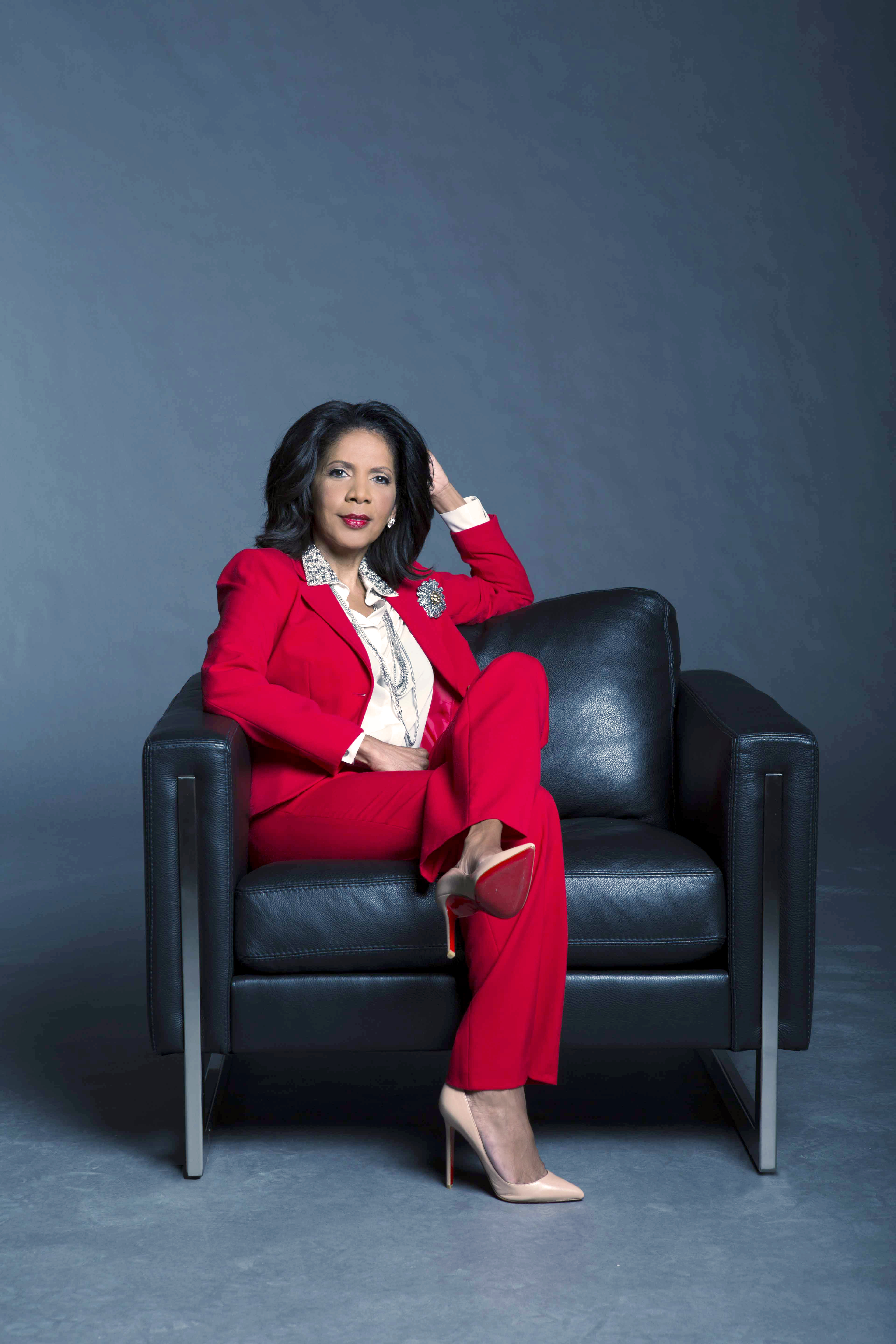 Penny Johnson Jerald, matriarch Jackie Jones in TV One movie MEDIA