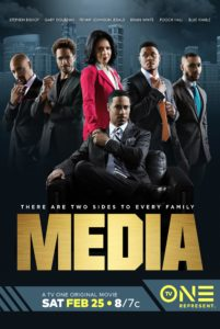 Poster of TV One's movie MEDIA