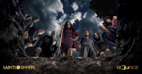 Poster of Saints & Sinners cast from Bounce TV