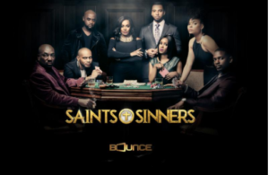 Saints and Sinners Cast Photo Season 2