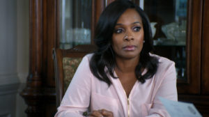 Vanessa Bell Calloway star of Bounce TV's Saints & Sinners.
