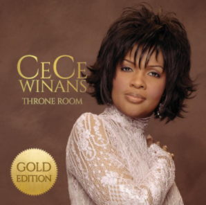 CeCe Winans - Throne Room CD Cover