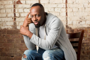 Wyclef Jean, singer, songwriter, producer