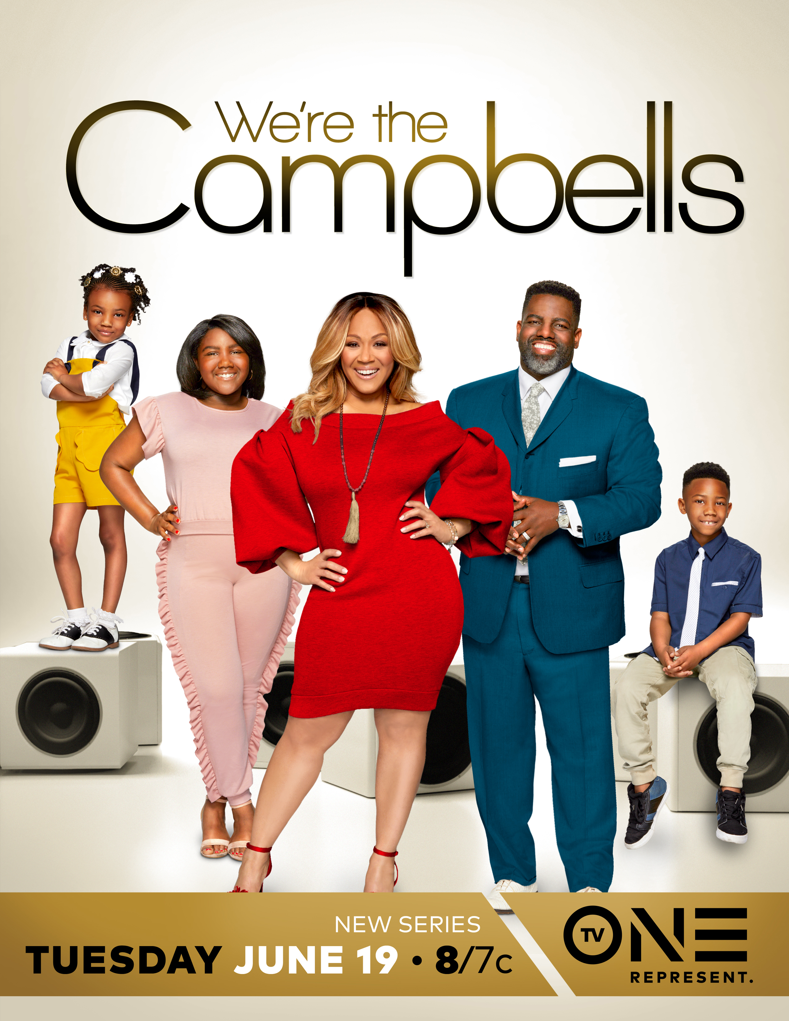 We're The Campbells One SHeet