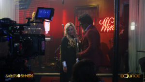 KeKe Wyatt Guest Stars on Saints & Sinners-Lin Woods Inspired Media