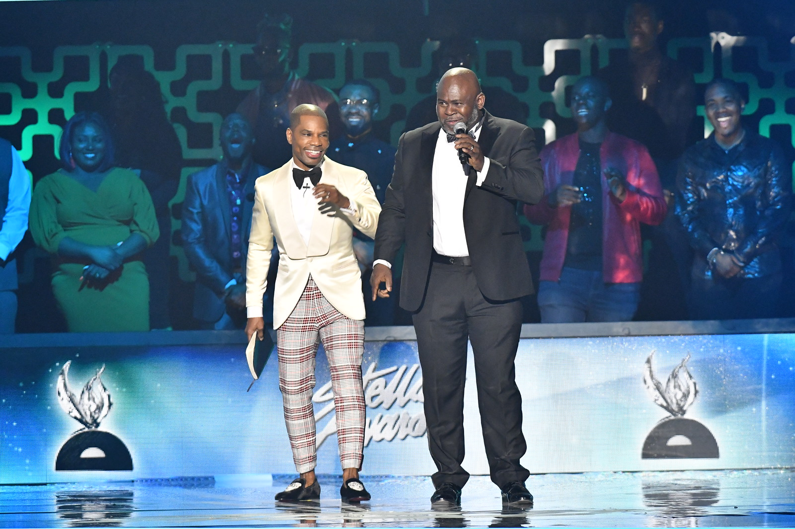 The Stellar Awards Premieres Friday March 30 On Tv One Lin